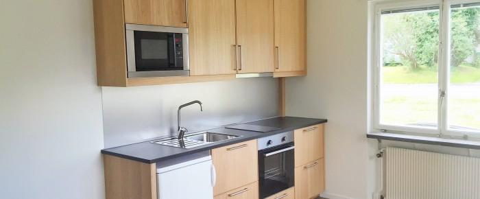 Ledig lägenhet i Sunne 1/1 2022: Ett rum med kokvrå