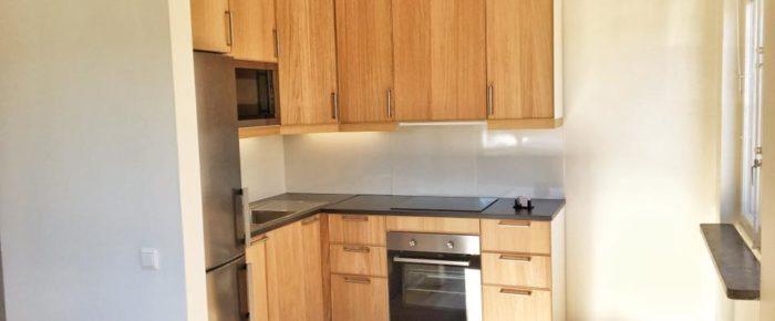 Nyrenoverad lägenhet i Sunne ledig 1/3. Ett rum och kök